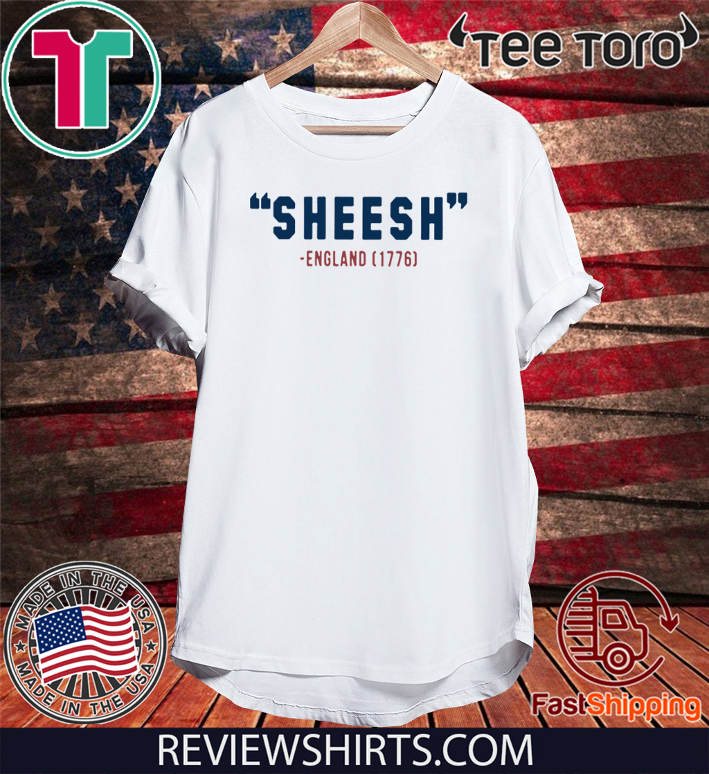 Pardon My Take Sheesh USA Tank 1776 T-Shirt