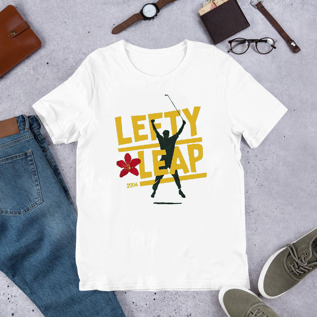 Mad Over Shirts Lovely Lefty Unisex Premium Tank top