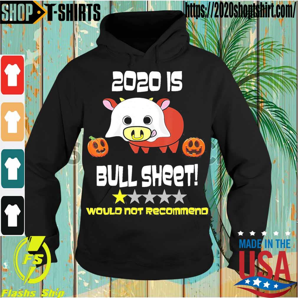2020 is Bull Sheet would not recommend Halloween s Hoodie