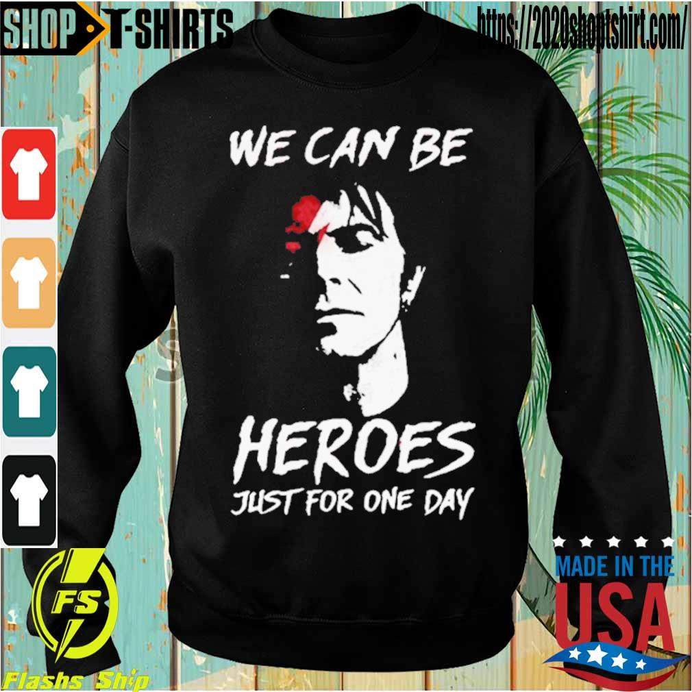 David Bowie we can be Heroes just ...